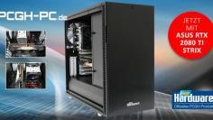 Asus Geforce RTX 2080 Ti Strix im Test: Kühlleistung