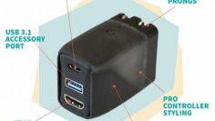 Nintendo Switch: Portabler Docking-Adapter meistert Kickstarter und soll Konsolen nicht schrotten