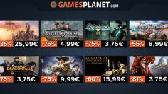 Weekly Deals at Gamesplanet: Imperator: Rome, Sudden Strike 4, Shadowrun Returns - many PC games on offer (1)