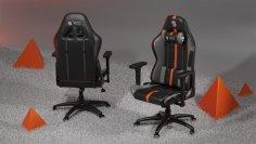 SPC Gear SR400: New Heavy Duty Gaming Chairs Announced (1)