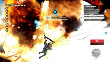 Just Cause 3: PC-Video mit Gameplay vor dem Test