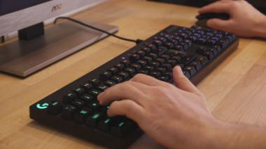 G810 Orion Spectrum: Logitech will Spieler durch Feature-Video überzeugen
