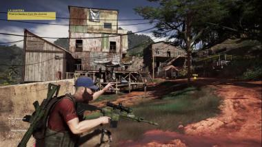 Ghost Recon Wildlands: Walkthrough-Video zum Single-Player-Gameplay