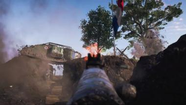 "Battlefield 1 (2016): So funktioniert ""Frontlinien"" in ""They Shall Not Pass"""