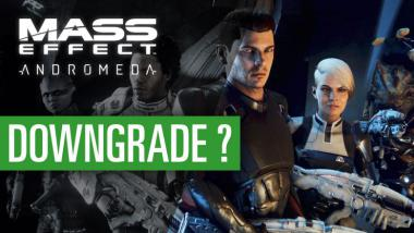Mass Effect: Andromeda - Grafik-Downgrade? Gameplay-Trailer vs. Play First Trial