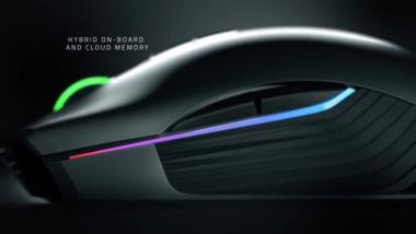 Razer Lancehead Video: Kabelloses Gaming-Mäuschen