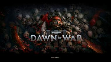 Dawn of War 3 Aufmacher