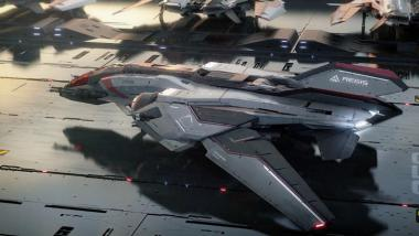 Star Citizen: Neues Around the Verse-Video zeigt Eclipse-Bomber