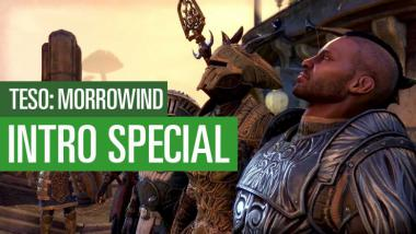 TESO: Morrowind - Intro-Auftakt zum Release-Special - Video