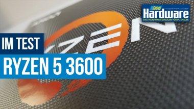Ryzen 5 3600 immer aktuell