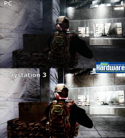 call of duty 3 ps3. Call of Duty 4: image