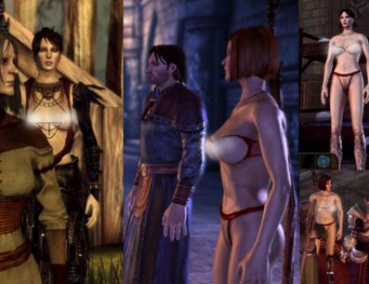 Dragon Age Origins: New Mods [Source: view picture gallery]