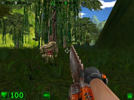 Serious Sam: The Second Encounter - spielbare Demoversion
