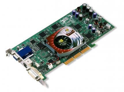 Geforce4 Ti-4200: Entwarnung bei Chipsatzrevision