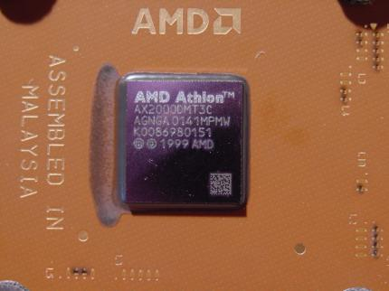 AMD: Athlon XP 2.000+ im PC Games Hardware-Testlabor