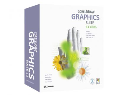 Coreldraw 11 ab September im Handel