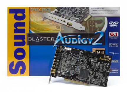 Creative: Sound Blaster Audigy 2 - Newsupdate