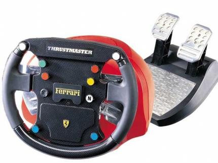 thrustmaster neue force feedback treiber. Black Bedroom Furniture Sets. Home Design Ideas