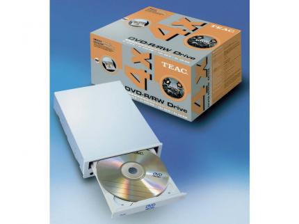 Teac: DVD-Brenner mit Authoring-Software