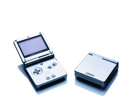 Gameboy Advance wird zum MP3-Player