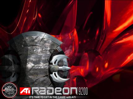 Ati: Wallpaper zu Radeon 9200, 9600 & 9800