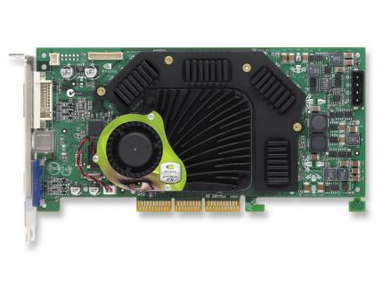 Geforce FX 5900 - Taktraten stehen fest