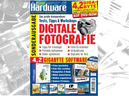 "Neues PCGH-Sonderheft ""Digitale Fotografie"""