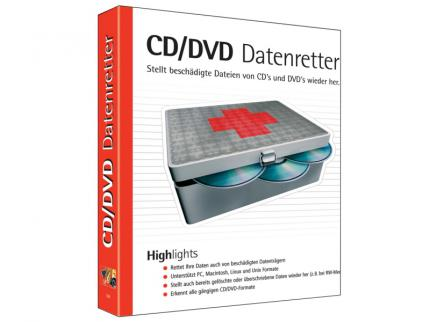 Bhv: Tool liest defekte CDs & DVDs