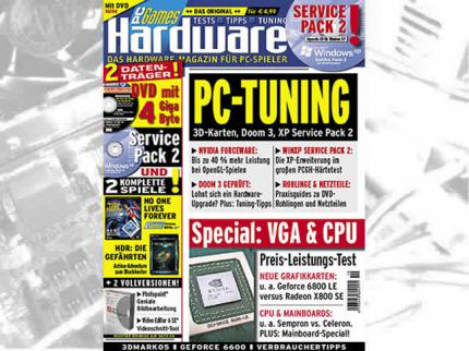 Neues PCGH-Special online: Windows XP verarztet