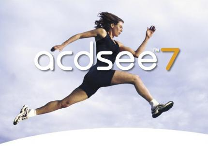 Acdsee in Version 7
