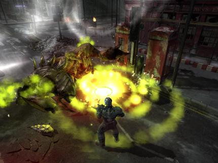 Top 5: Die schlechtesten Spiele-Launches: Hellgate: London.