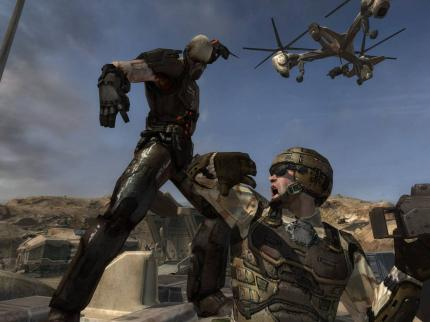 Enemy Territory Quake Wars: Die Demo zum direkten Download (Update: Bilder aus der Demo)