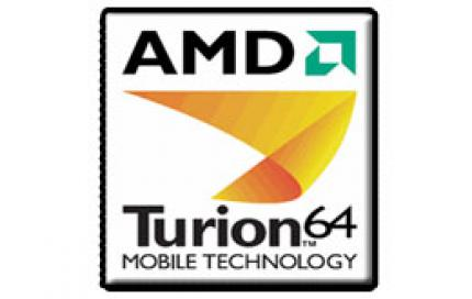 Dual-Core Turion 64 mit niedriger Spannung