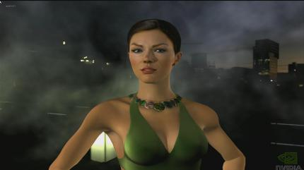 Video: Nvidia-Demo-Girl Arianne Curry im Interview