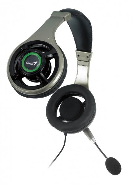 Genius HS-04U: Surround-Gaming-Headset