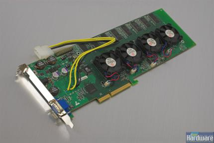 Review zur 3dfx Voodoo 5 6000 AGP