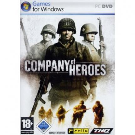 Company of Heroes per Patch fit für DX10?