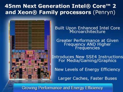 Intel Core 2 Extreme QX9650: 7000 CPU-Punkte im 3D Mark 06 (Update)