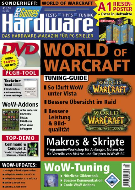 "PC Games Hardware: Sonderheft ""World of Warcraft"" 02/2007"