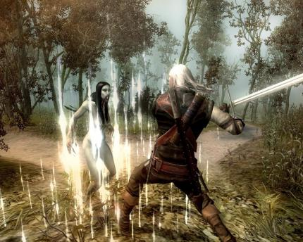 Stimmungsvolle Impressionen zu The Witcher erschienen
