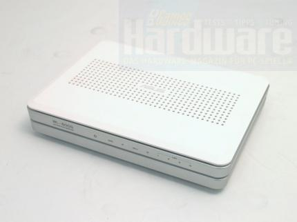 Test: WLAN-DSL-Router Asus WL-600g