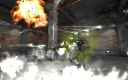 Neue Screenshots zu Hellgate: London