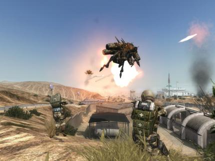 Zehn neue Screenshots und Video-Interview zu Enemy Territory: Quake Wars