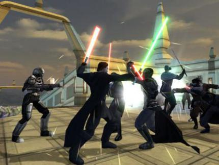Star Wars: Knights of the Old Republic 3 war bei Obsidian