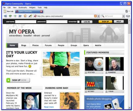 Download: Opera 9.23