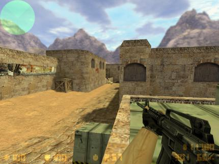 In Brasilien verboten: Counter-Strike (dt.) (Bild: PCG)