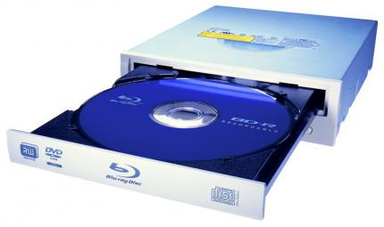 TDK develops an optical data medium with a capacity higher than Blu-ray (pictured).