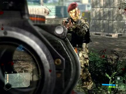 Crysis: drei Entwickler-Walkthrough-Videos