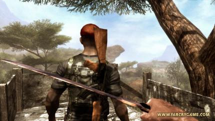 Far Cry 2 goes S.T.A.L.K.E.R.