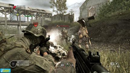 Call of Duty 4: Shooter erscheint am 5. November
